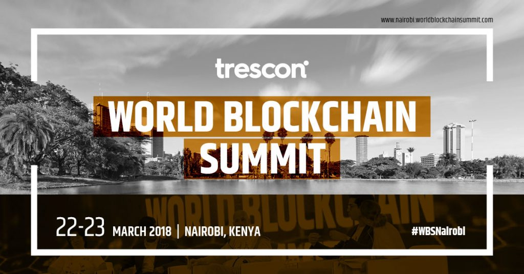 world blockchain summit nairobi